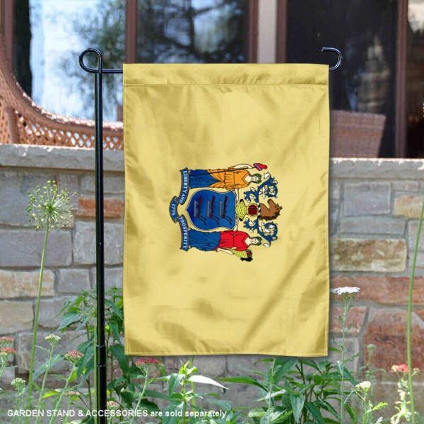 State of New Jersey Yard Garden Banner