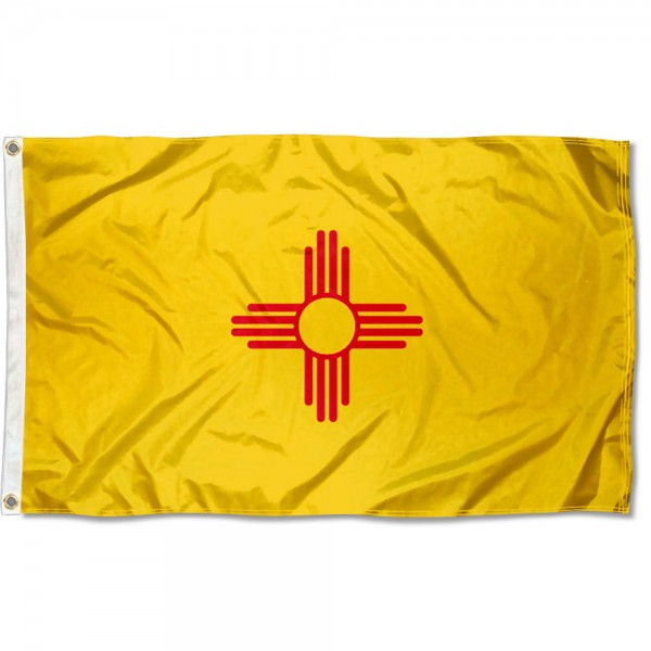 State of New Mexico 3x5 Foot Flag