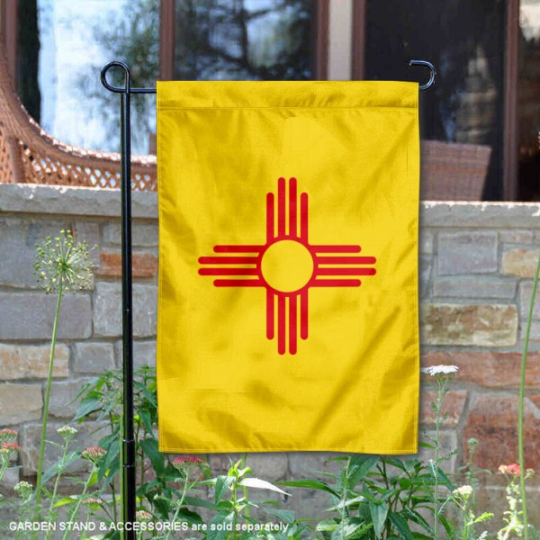 State of New Mexico Yard Garden Banner