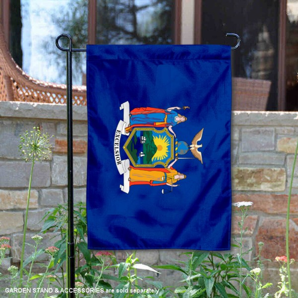 State of New York Yard Garden Banner