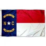 State of North Carolina 3x5 Foot Flag