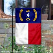State of North Carolina Yard Garden Banner