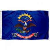 State of North Dakota 3x5 Foot Flag