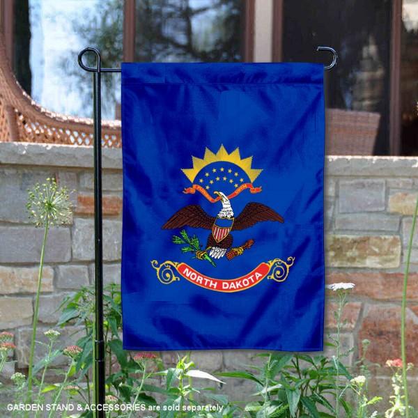 State of North Dakota Yard Garden Banner