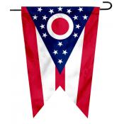 State of Ohio Yard Garden Banner