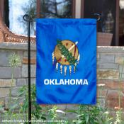 State of Oklahoma Yard Garden Banner