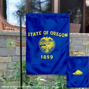 State of Oregon Yard Garden Banner