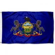 State of Pennsylvania 3x5 Foot Flag