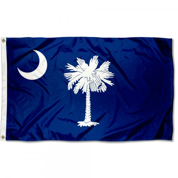 State of South Carolina 3x5 Foot Flag