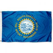 State of South Dakota 3x5 Foot Flag