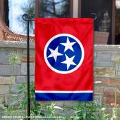 State of Tennessee Yard Garden Banner