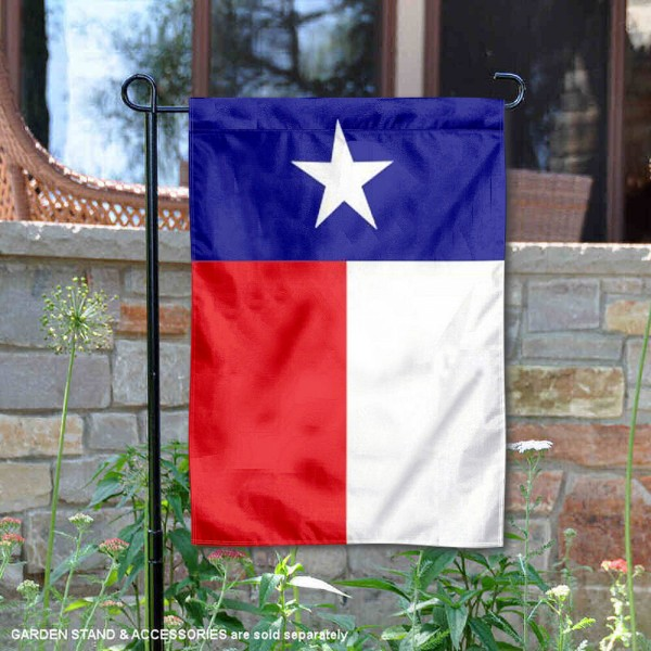 State of Texas Yard Garden Banner
