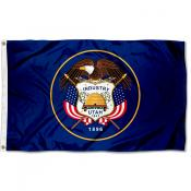 State of Utah 3x5 Foot Flag