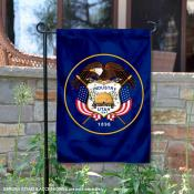 State of Utah Yard Garden Banner