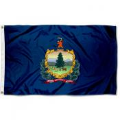 State of Vermont 3x5 Foot Flag