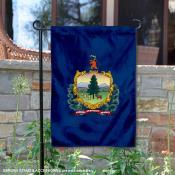 State of Vermont Yard Garden Banner