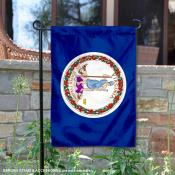 State of Virginia Yard Garden Banner