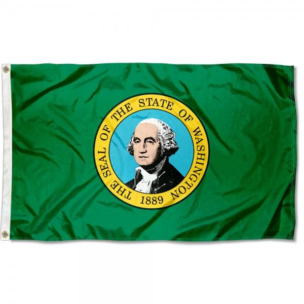 State of Washington 3x5 Foot Flag