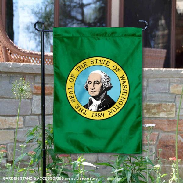 State of Washington Yard Garden Banner