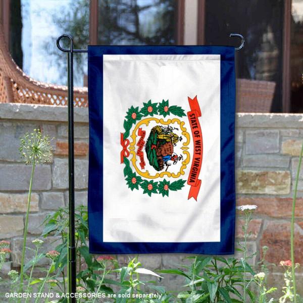 State of West Virginia Yard Garden Banner