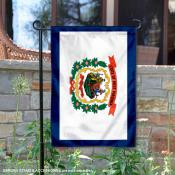 State of West Virginia Yard Garden Banner