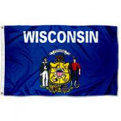 State of Wisconsin 3x5 Foot Flag