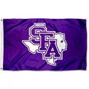 Stephen F. Austin Lumberjacks 3x5 Flag