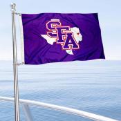 Stephen F. Austin Lumberjacks Boat Flag