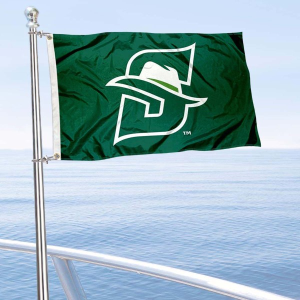Stetson Hatters Boat Nautical Flag