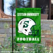 Stetson Hatters Football Garden Flag