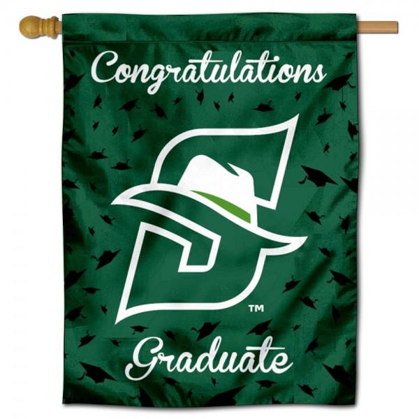 Stetson Hatters Graduation Banner