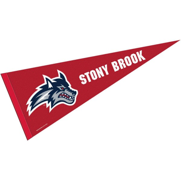Stony Brook SBU Seawolves Pennant