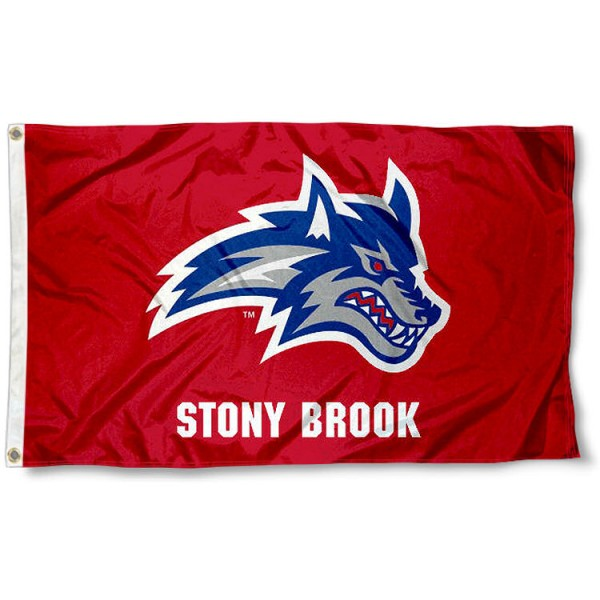 Stony Brook Seawolves Red Flag