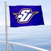 SU Golden Eagles Boat Nautical Flag