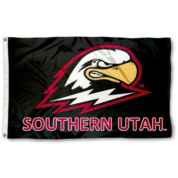 SUU Thunderbirds Flag