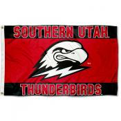 SUU Thunderbirds Red 3x5 Foot Flag