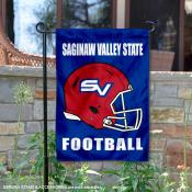 SVSU Cardinals Football Garden Flag