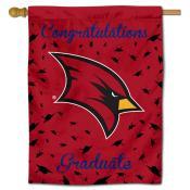 SVSU Cardinals Graduation Banner