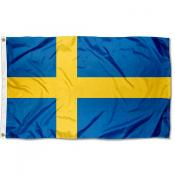 Sweden Country 3x5 Polyester Flag