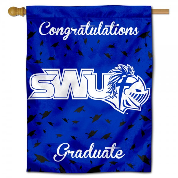SWU Warriors Graduation Banner