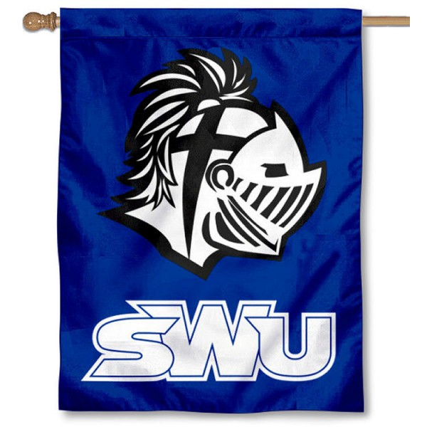 SWU Warriors House Flag