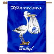 SWU Warriors New Baby Banner