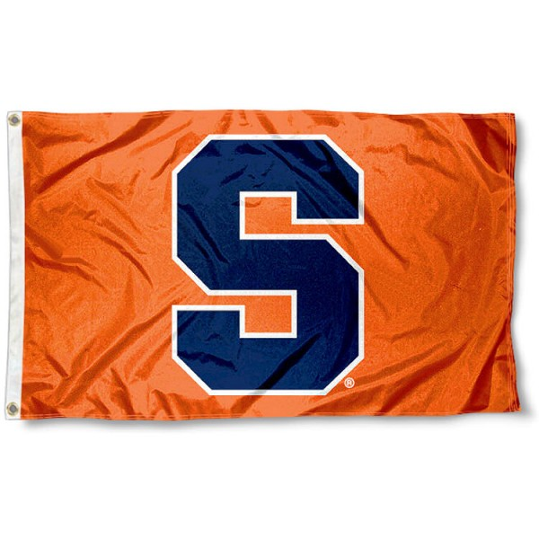 Syracuse Block S Flag