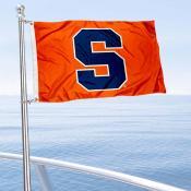Syracuse Boat Nautical Flag