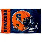 Syracuse Helmet Flag