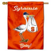 Syracuse New Baby Banner