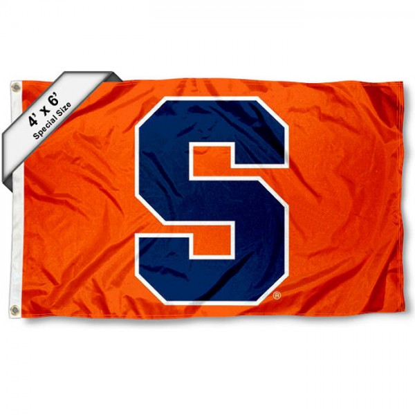 Syracuse Orange 4'x6' Flag