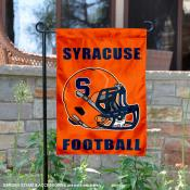 Syracuse Orange Football Garden Flag