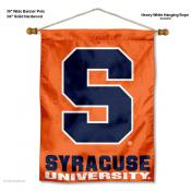 Syracuse Orange Wall Hanging