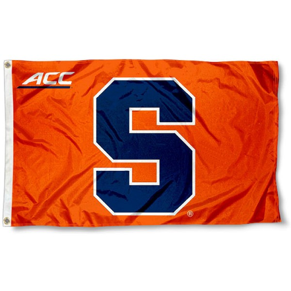 Syracuse University ACC Flag